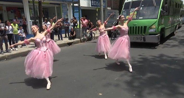 Balet na jezdni
