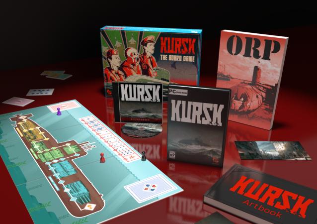 Gra komputerowa Kursk polskiego studia Jujubee