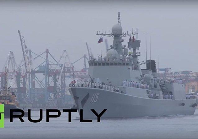 Morska współpraca 2015
