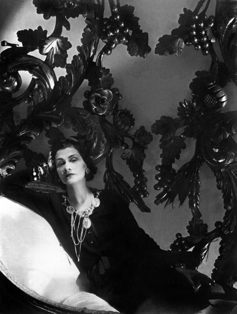 Francuska projektantka mody Coco Chanel