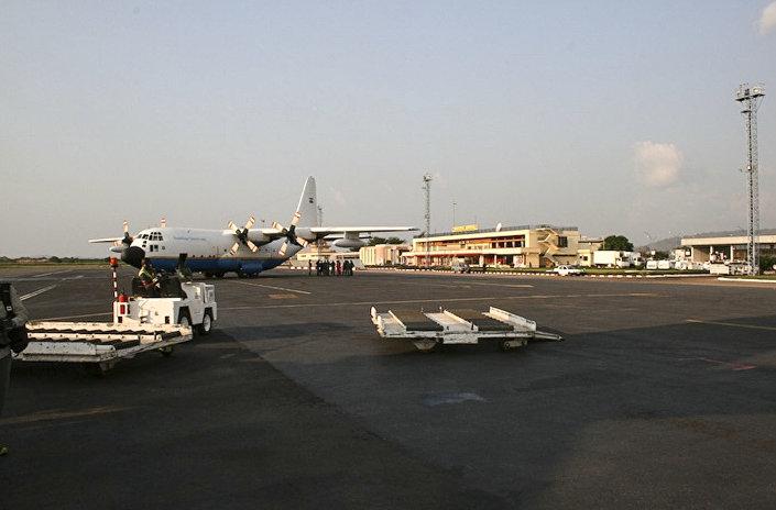 Międzynarodowe lotnisko Bangi, Republika Środkowoafrykańska