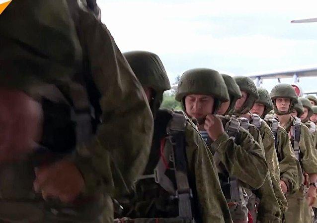 Dzisiaj Rosja obchodzi Dzień Wojsk Powietrznodesantowych