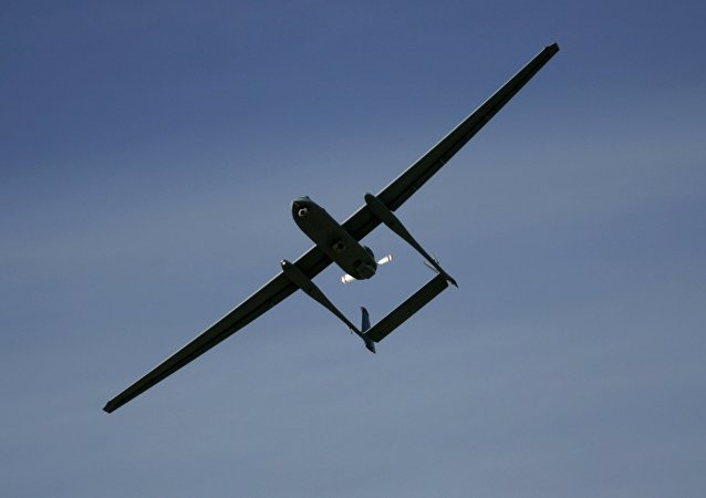 Izraelski dron Heron