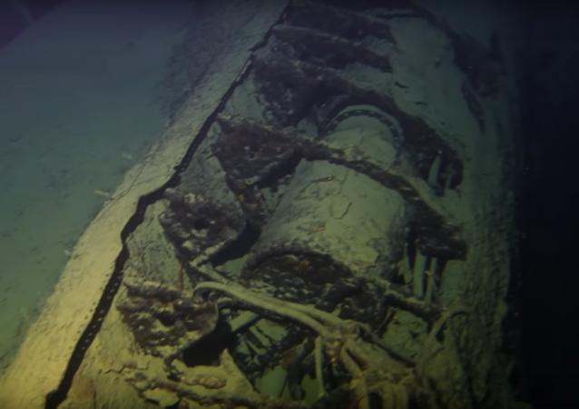 Włoski okręt podwodny Alberto Guglielmotti