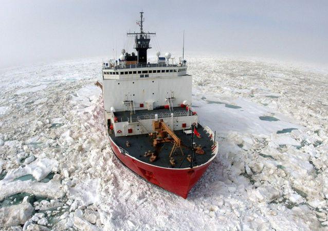 Amerykański lodołamacz Healy