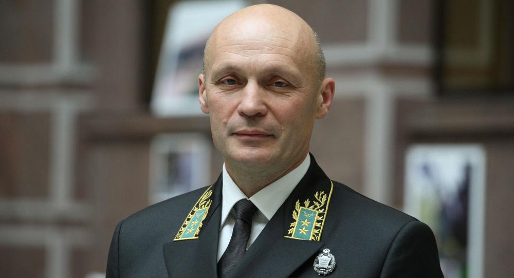 Ambasador Rosji w Osetii Południowej Marat Kulakhmetov