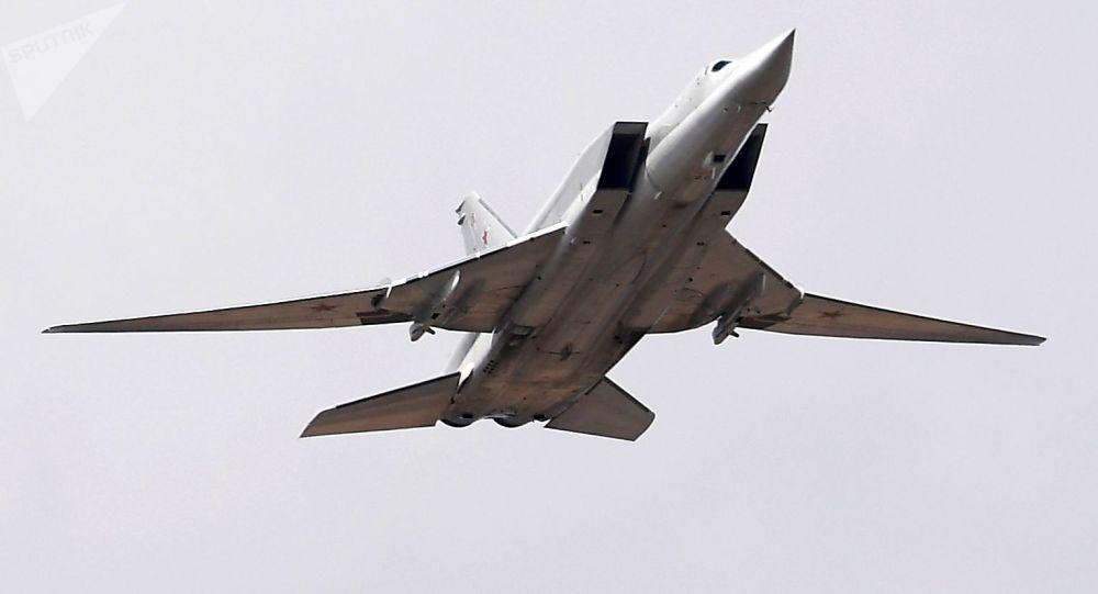 Bombowiec dalekiego zasięgu Tu-22M3