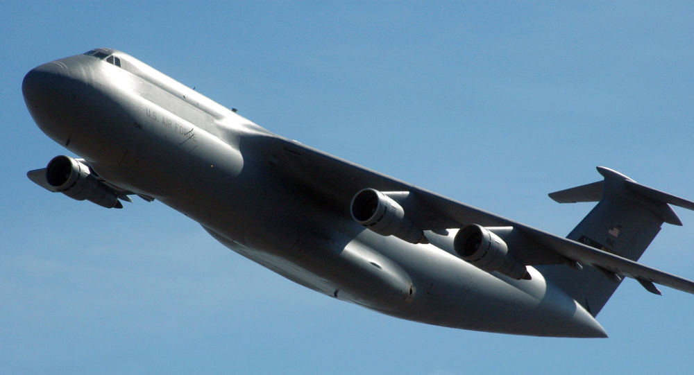 Samolot Lockheed C-5 Galaxy