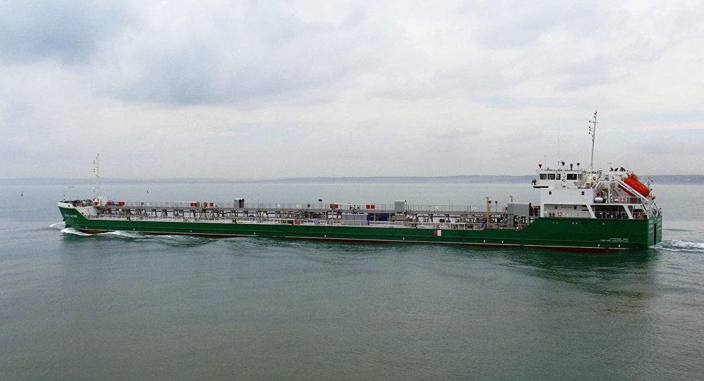 Tankowiec Mechanik Pogodin