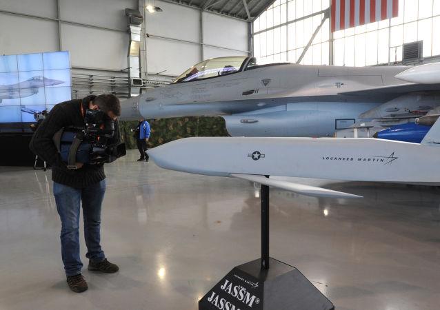 Pocisk manewrujący produkcji Lockheed Martin