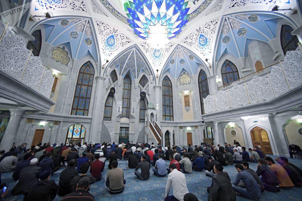 Meczet Kul Szarif w Kazaniu, Rosja