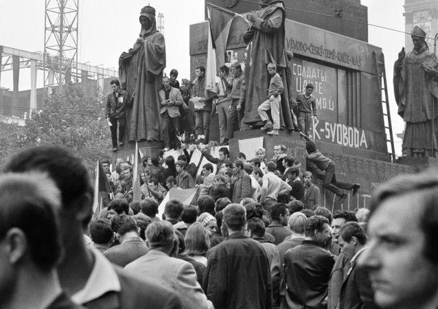 Praska Wiosna, 1968 rok