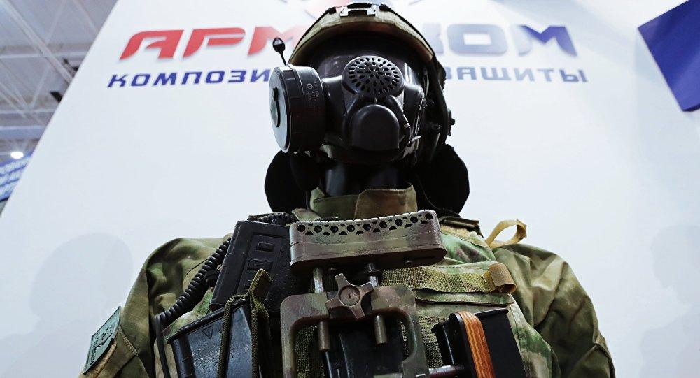 Śroski ochrony wojskowej na forum Armia 2018