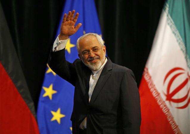 Minister spraw zagranicznych Iranu Mohammad Javad Zarif