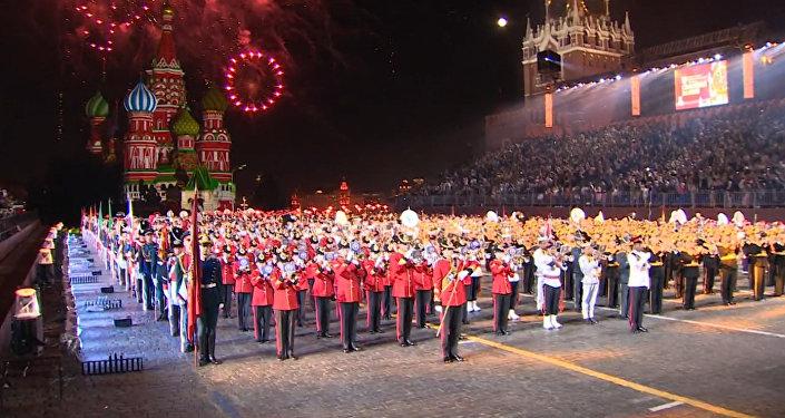 W rosyjskiej stolicy rozpoczął się festiwal Wieża Spasska