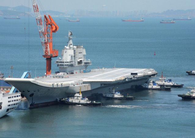 Lotniskowiec Marynarki Wojennej ChRL projektu 001A