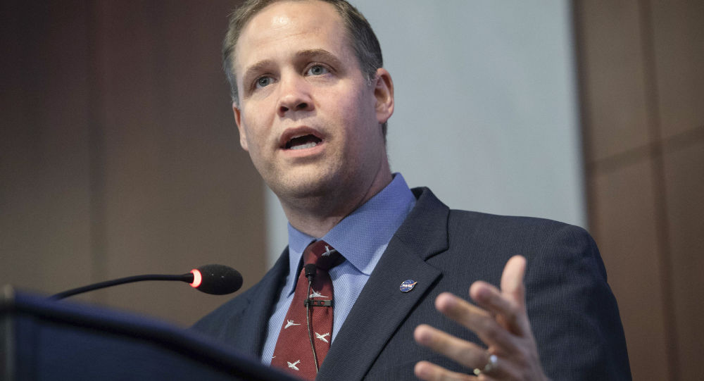 Dyrektor NASA Jim Bridenstine