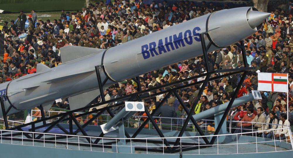 Uniwersalny pocisk manewrujący Brahmos