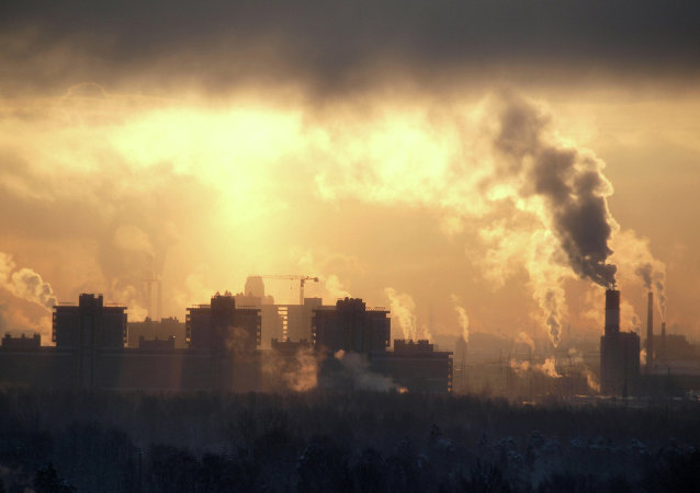 Emisja substancji szkodliwych do atmosfery