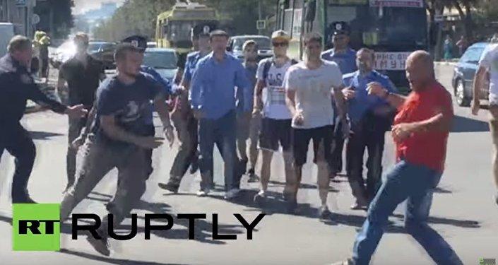 Wolnosć bicia na Ukrainie
