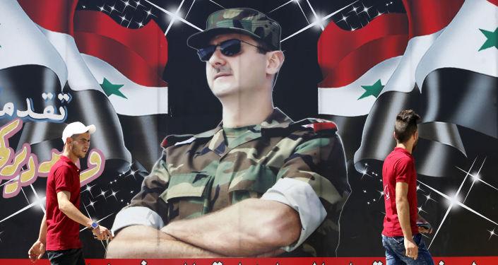 Prezydent Syrii Baszar Asad