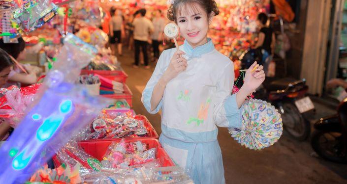 Chińska dziewczyna