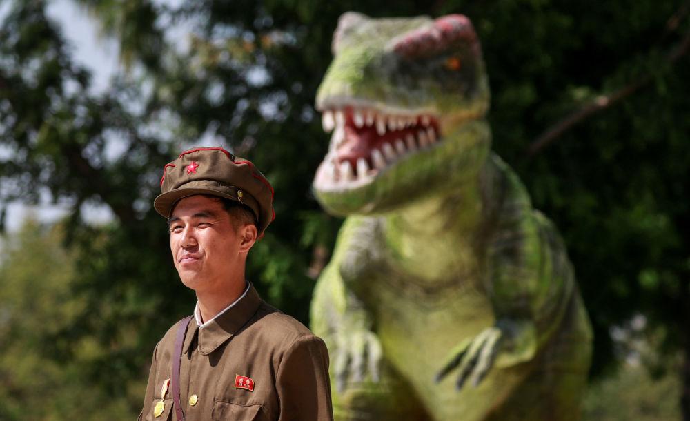 Muzeum Historii Naturalnej w Pjongjangu