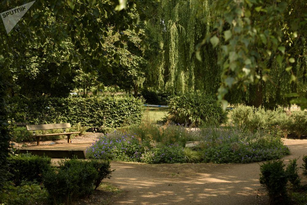 Ogrody królowej Elżbiety w Salisbury