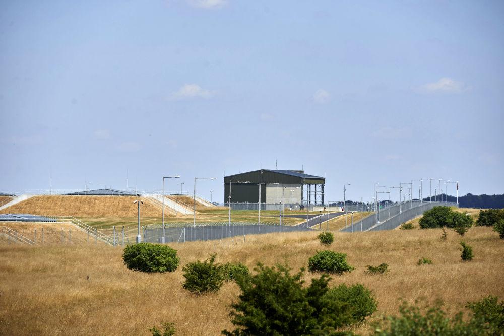 Porton Down - laboratorium chemiczne brytyjskiego Ministerstwa Obrony