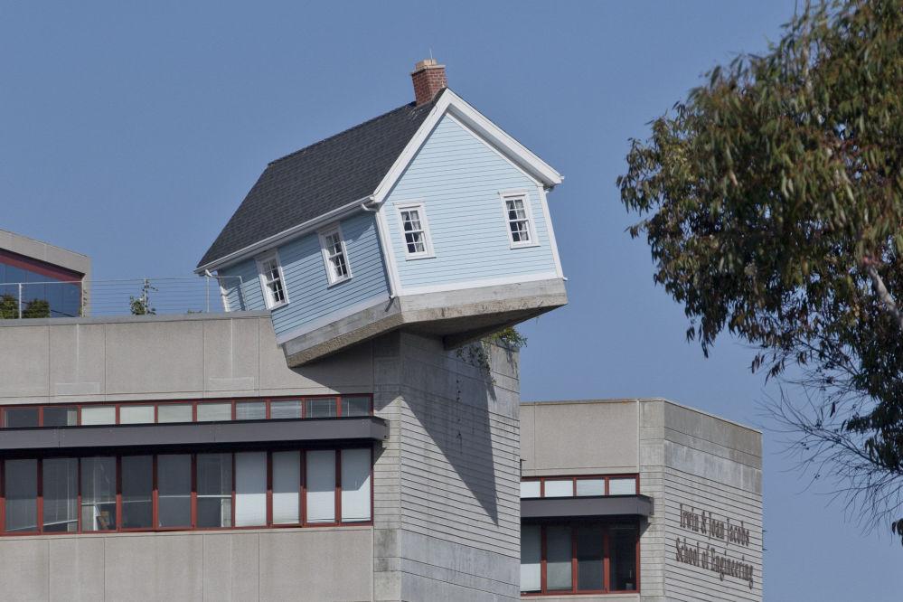 Dom Spadająca gwiazda, USA
