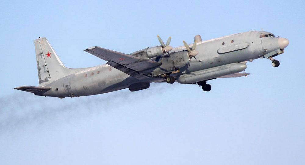 Samolot Ił-20