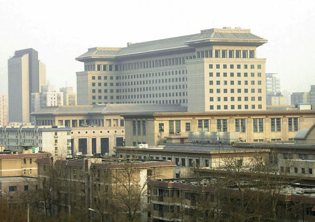 Ministerstwo Obrony Chin