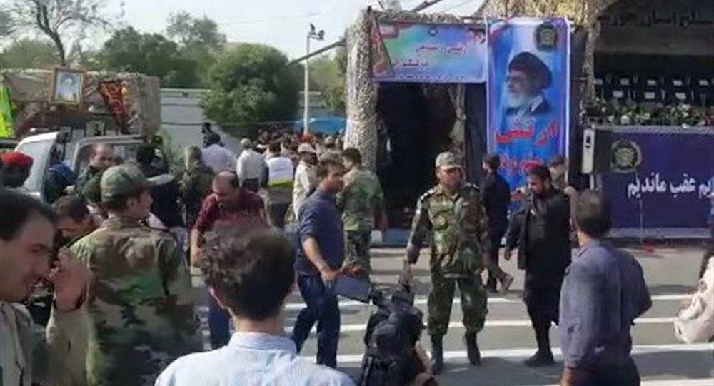 Zamach w Ahwazie, Iran