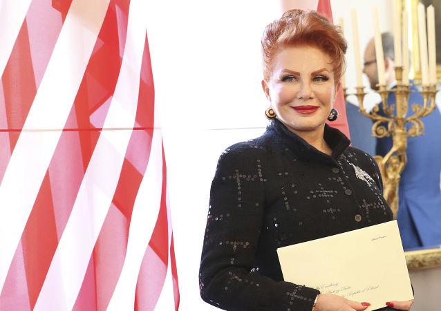 Nowa ambasador USA w Polsce Georgette Mosbacher