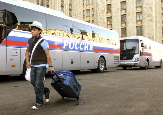 Rosyjskie autobusy