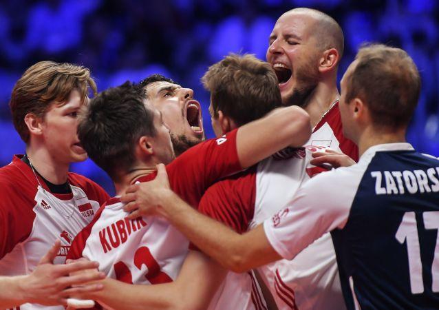 Reprezentacja Polski w siatkówce mężczyzn, MŚ 2018