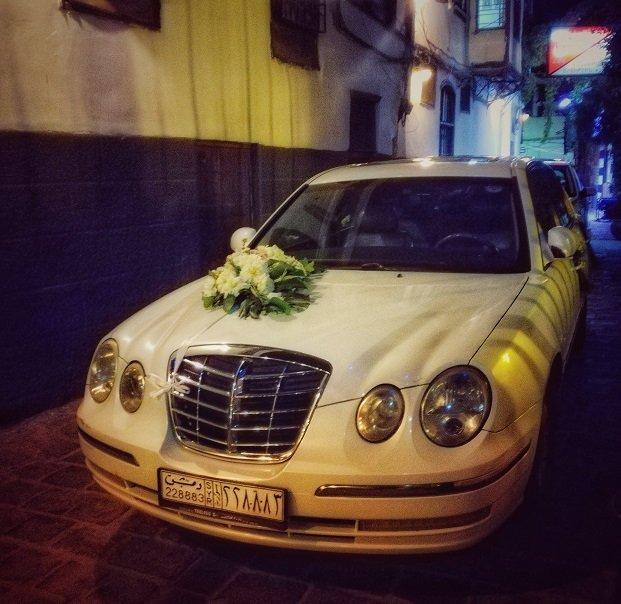 Pomimo konfliktu wojennego w kraju, normalne życie w Damaszku toczy się dalej