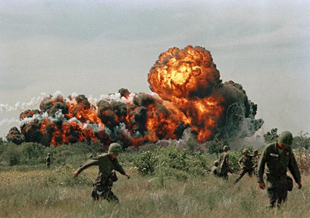 Wojna w Wietnamie, 1966 rok