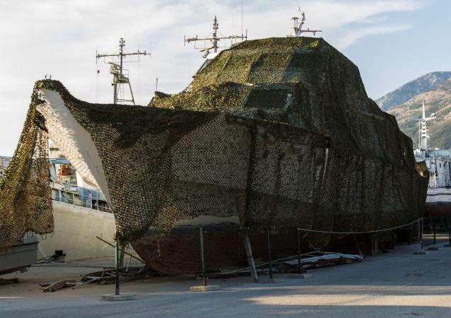 """34-metrowy jacht """"Jadranka"""", który należał do marszałka Josipa Broza Tito"""