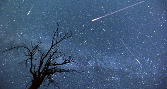 Deszcz meteorów