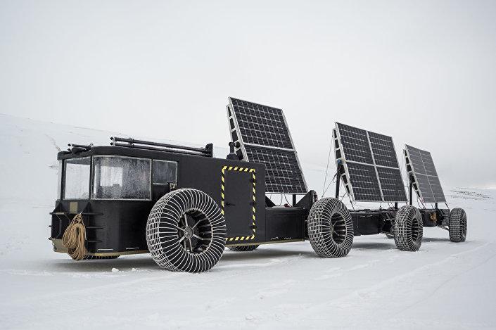 Solar Voyager