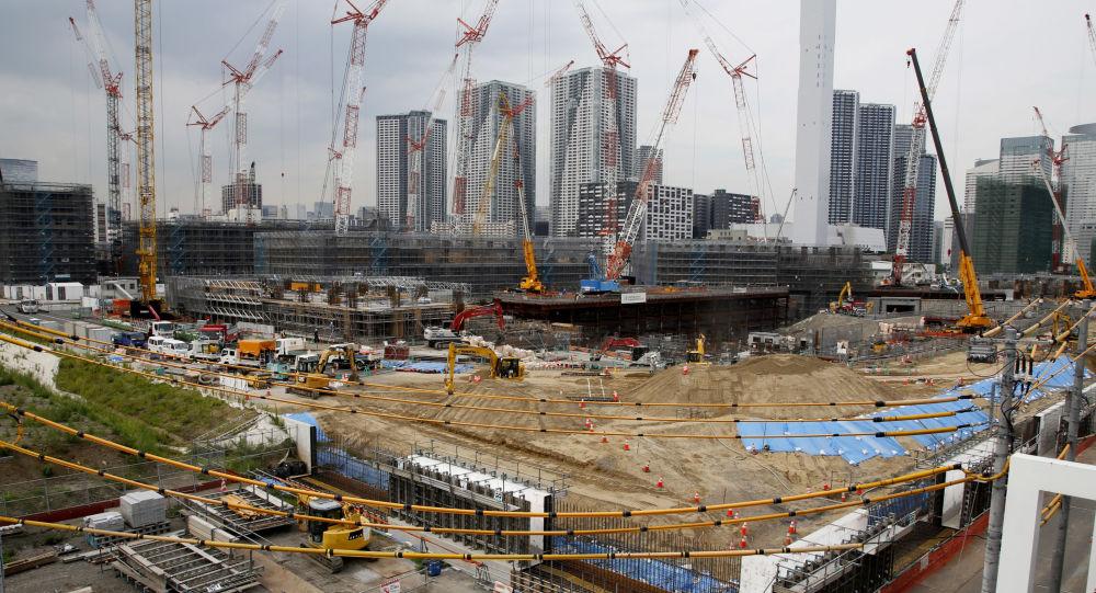 Budowa Wioski Olimpijskiej na Igrzyska Olimpijskie w Tokio w 2020 roku