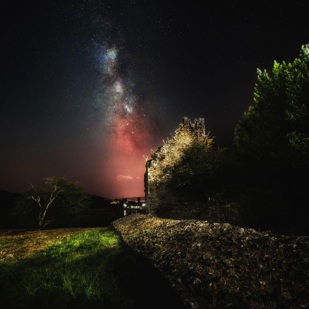 Droga Mleczna, Hiszpania