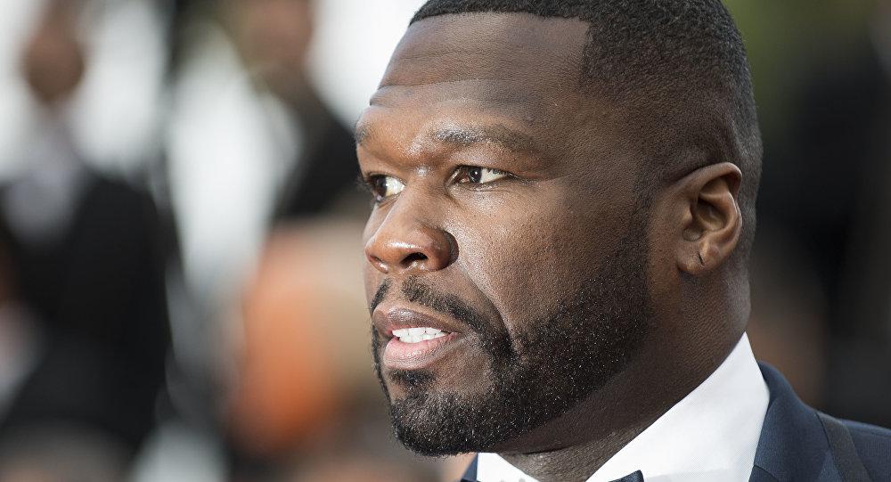 Raper 50 Cent