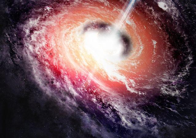 Powstanie białej dziury
