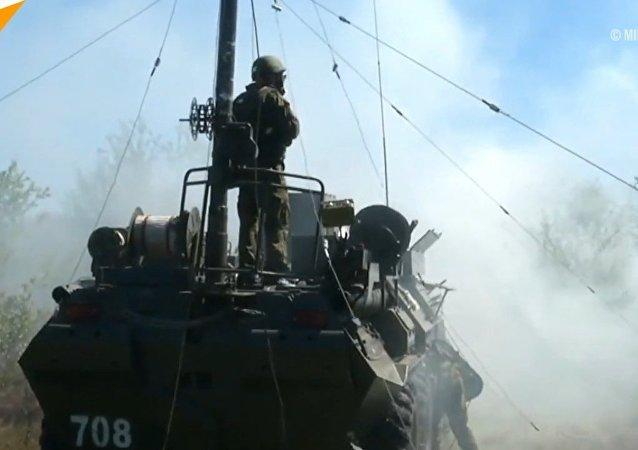 Rocznica utworzenia specjalnych wojsk łączności Rosji