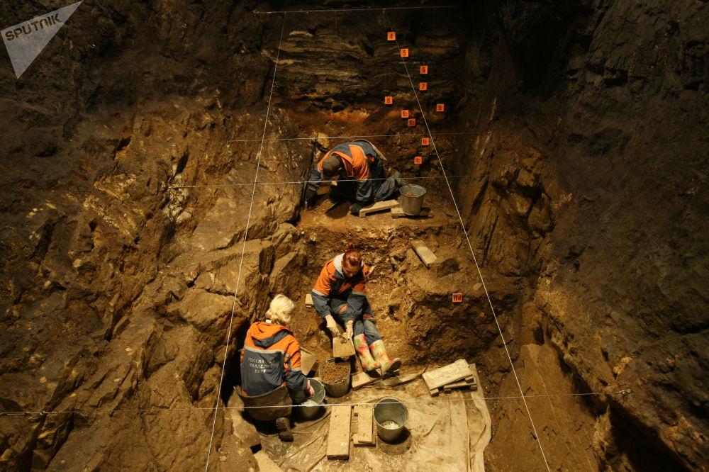 Denisowa Jaskinia w Ałtaju
