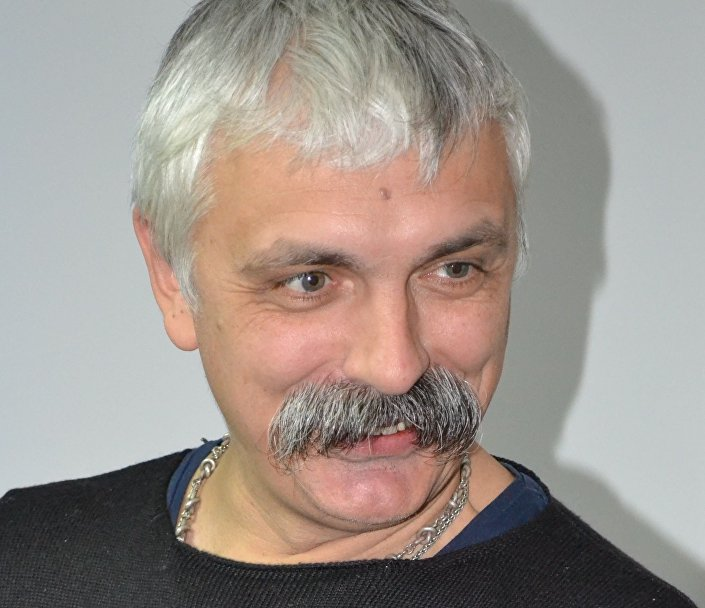 Ukraiński dziennikarz Dmytro Korczyński