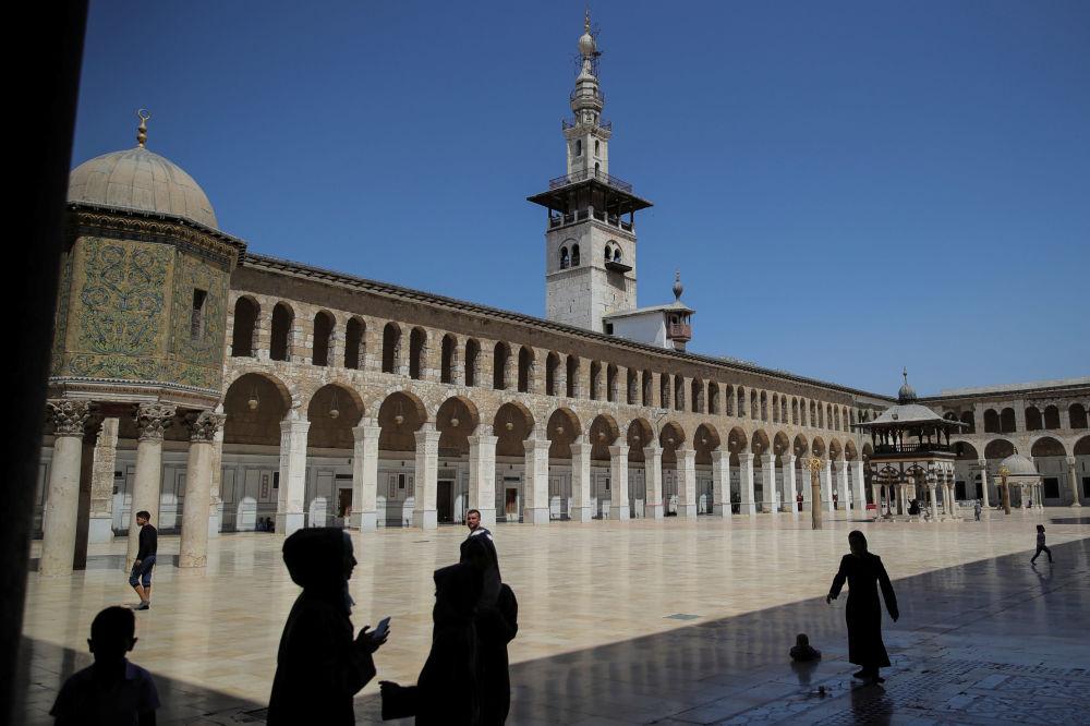Meczet Umajjadów w Damaszku