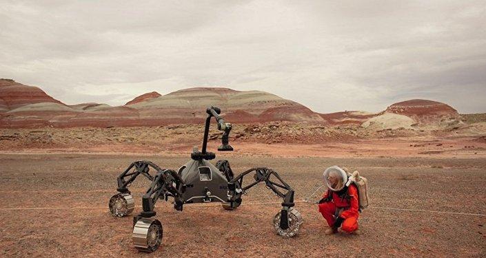 Projekt Mars-160